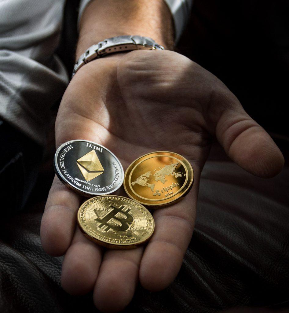 Bitcoin handelsbeurs